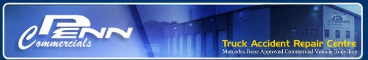 Penn Commercials Insurance Approved Commercial Vehicle Accident Repairs